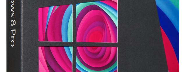 Microsoft Windows 8_Packshot