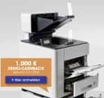 Druckerverkauf in Europa zieht an
