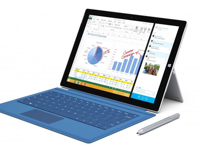 Microsoft Surface(Bild: Microsoft)
