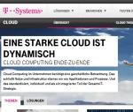 Telekom unterstützt  Cisco Intercloud