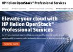 HP bietet Services für OpenStack