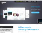 Samsung erweitert Partnerprogramm