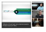 VMware mit neuen Cloud Services