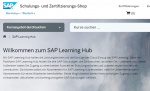 SAP bietet Training durch Partner
