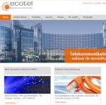 ecotel erweitert Channel-Support