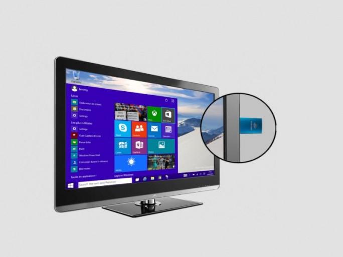 Archos-HDMI-Stick mit Wndows 10 (Bild: Archos)