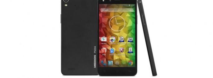 Medion-Smartphones (Bildl: Mediion)