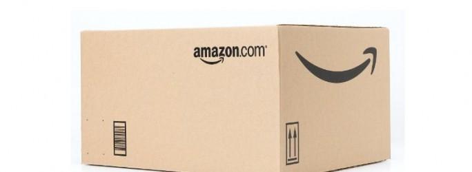 Paket von Amazon (Bild: Amazon Marketplace)
