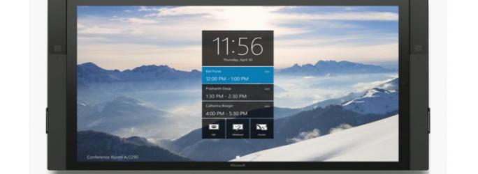Surface Hub (Bild: Microdoft)
