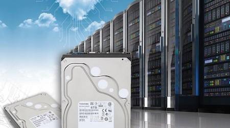 Toshiba Enterprise HDD 6 TByte (Bild: Toshba)