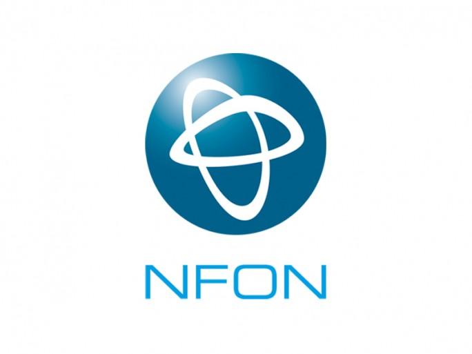Nfon-Logo (Logo Nfon)