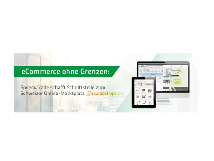 ^Schnittstelle Ricardoshop.ch (Bild: Speed4Trade)