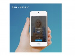 Boxmesh am Smartphone (Bild: Boxmesh)