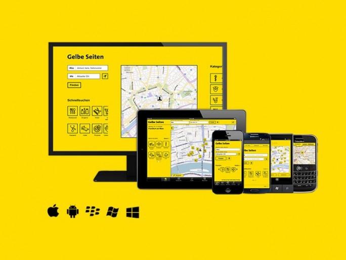 Gelbe Seiten (Bild: Gelbe Seiten Marketing GmbH)