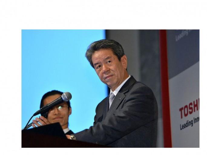 HisaoTanaka (Bild: Toshiba)
