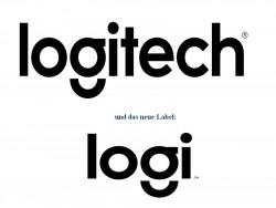 Logitech wird Logi (Bild: Logitech)