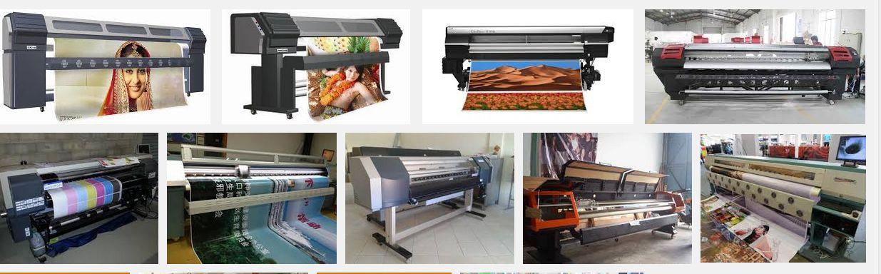 Seiko-Großsformatdrucker (Bilder: Seiko)