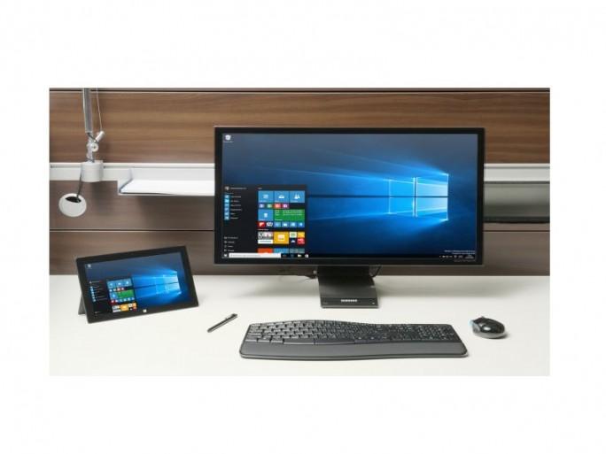 Wndows 10 im Unternehmen (Bild: Microsoft)