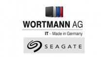 Wortmann ist Seagate-Distributor