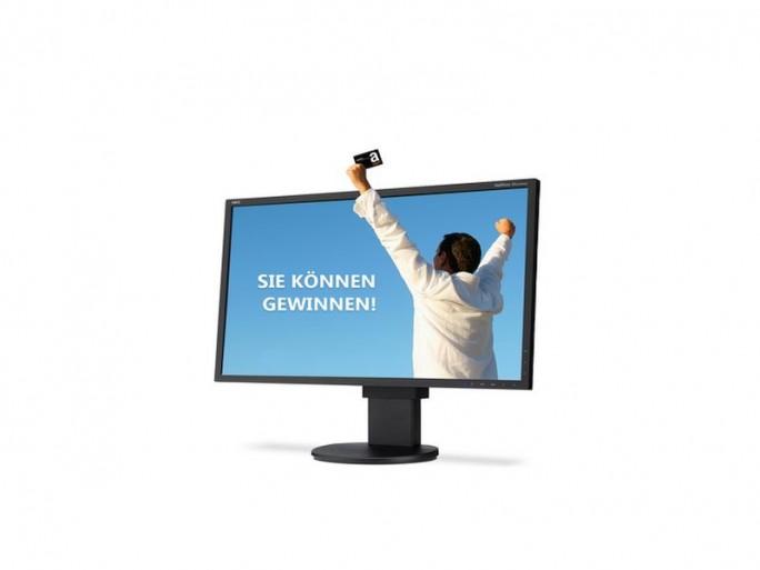 NEC-Gewinnspiel (Bild: NEC Display Solutions)