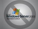 Noch über 600.000 Server mit Windows Server 2003 laufen