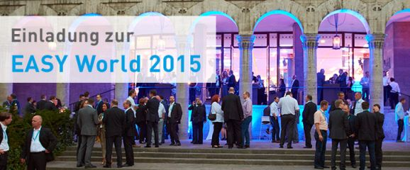 Easy World 2015 (Bild: Easy Software)