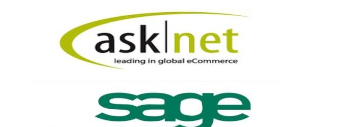 Asknet und Sage (Logos: Asknet und Sage)