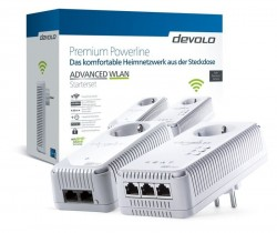 Devolo Premium Powerline Package (Bild: Devolo)