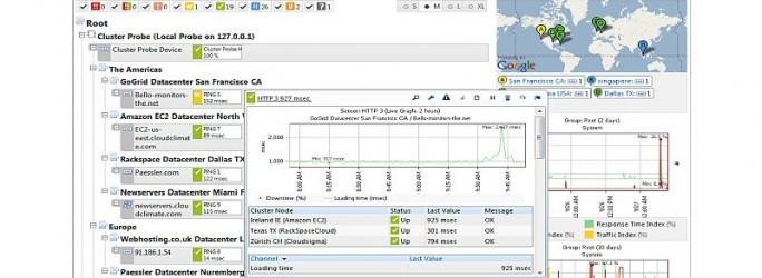 PRTG Network Monitor (Bild: Paessler)