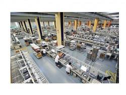 Fujitsus Fabrik kurz vor Feierabend (Bild: Fujitsu)
