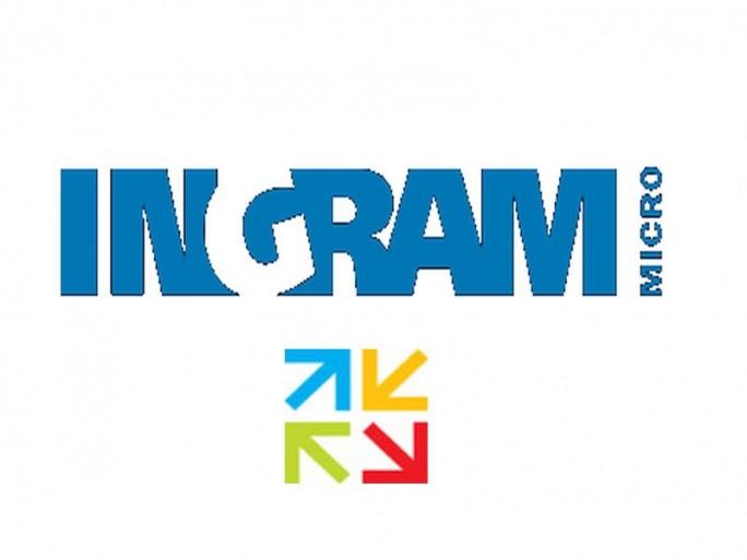 ingram Docdata (Logos: Ingrm Micro und Docdata)