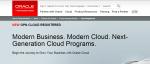 Oracle startet Cloud-Partnerprogramm