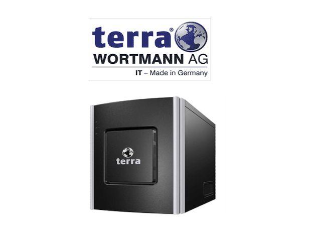 Terra-Logo+Server (Bilder: Wortmann AG)
