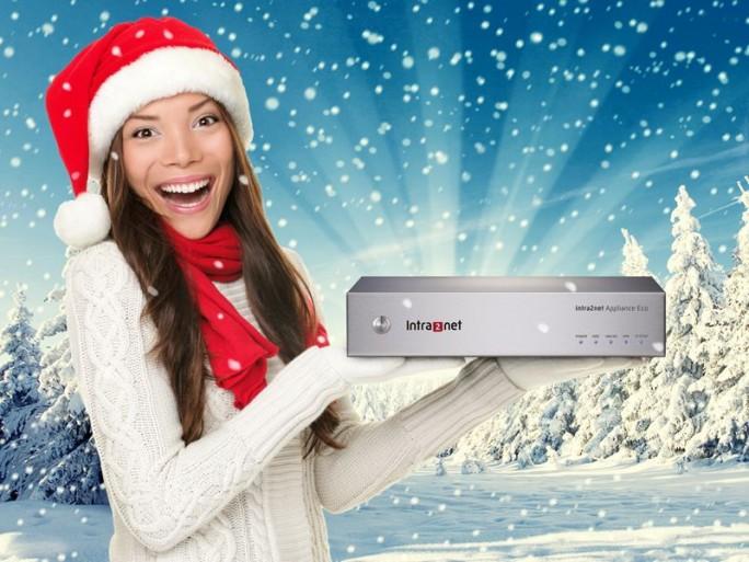 ^intra2net-Weihnachtsspecial (Bild: Intra2net)