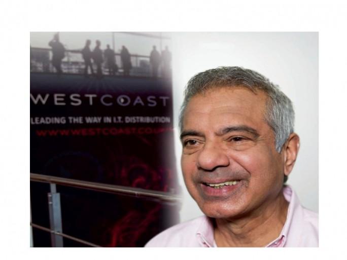 Westcoast-CEO Joe Hermani (Bild: Westcoast)