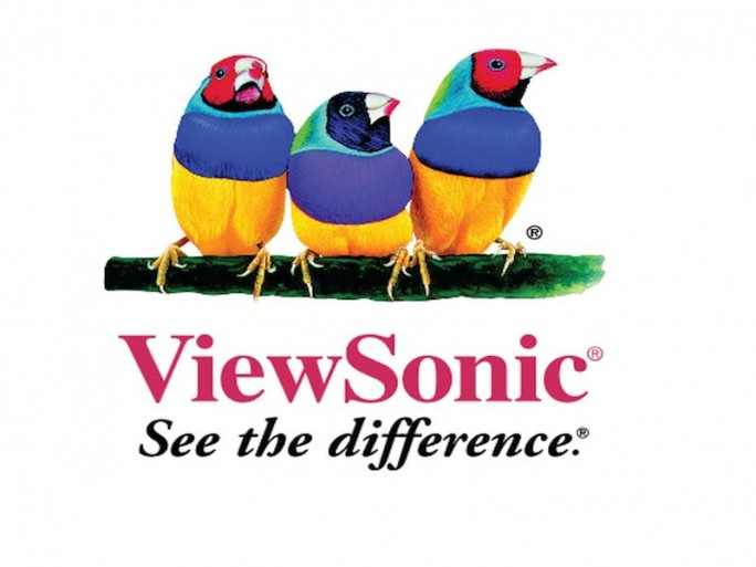 ViewSonic-Logo (Bild: ViewSonic)