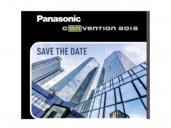 Panasonic Convention-2016 (Bild: Panasonic)