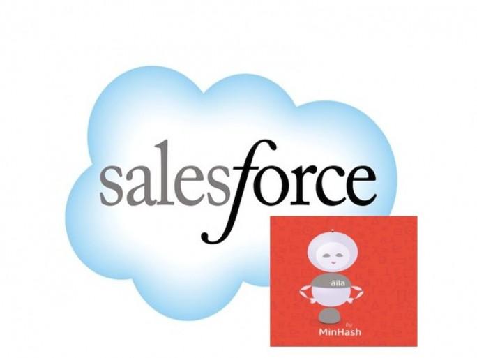 Salesforce schluckt MinHash (Bildkollektion: Chnnelbvizt.de)