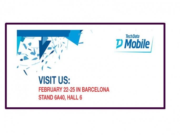 TD Mobile auf dem MWC16 (Bild: Tech Data)