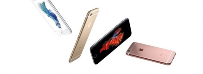 iPhone 6s (Bild: Apple)