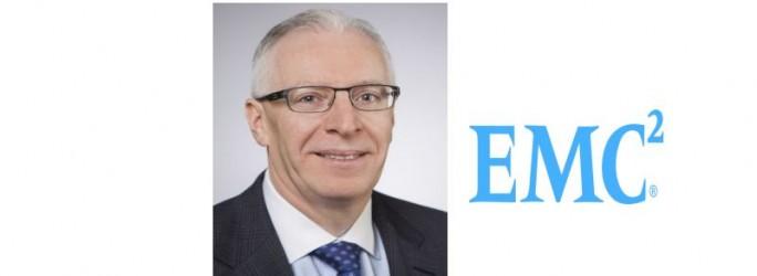 Denis Cashman EMC (Bild: EMC)