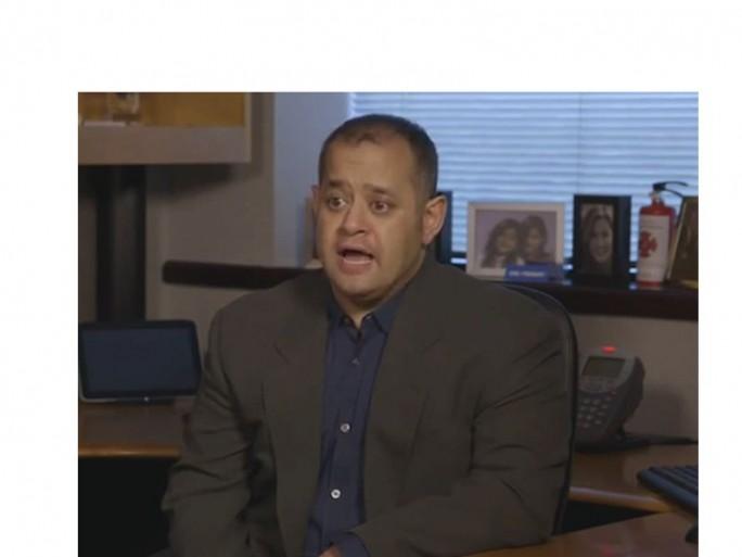 "Nimesh Dave (Bild: Ingram Micro in ""Nimesh talks Cloud""-Video)"