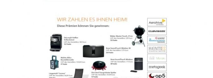 Sysob Heimzahl-Aktion 2016 (Screenshot: channelbiz.de)