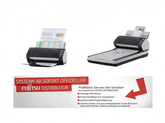 Systeam- und Fujitsu (Bild: Channelbiz,.de)