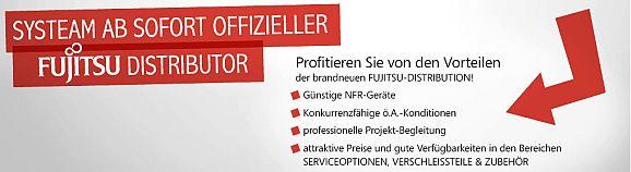 Systeam ist Fujitsu-Partner (Bild: Systeam)