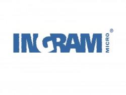 Ingram Micro Logo zitternd (verändertes Logo: Channelbiz.de)