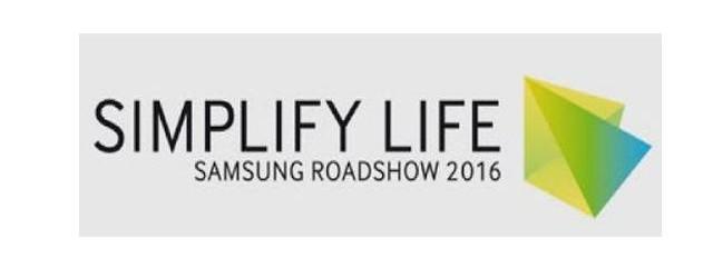 Samsung Roadshow 2016 (Logo: Samsung)