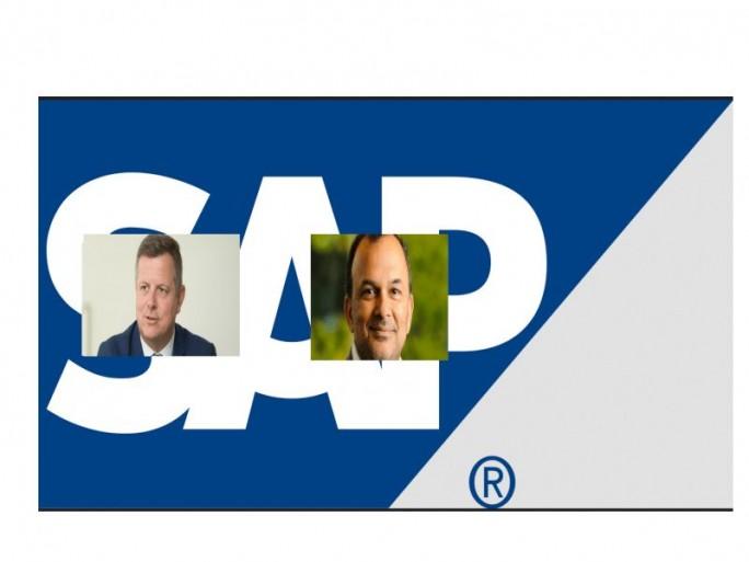 SAP-Vorstände (Bilder: SAP. Zusammenstellung: Channelbiz.de)
