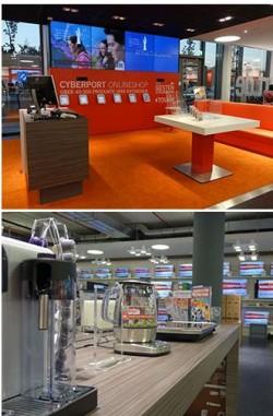 Cyberport-Store München (Bild: Cyberport)
