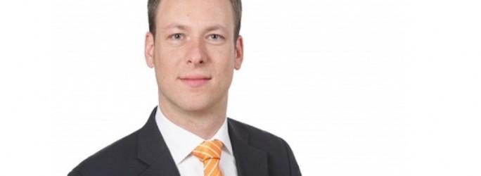 AScmeo-Geschäftsführer Henning Meyer begrüß seine Partner in Fulda (Bild': Acmeo)
